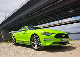 161 Ford Mustang GT 2018