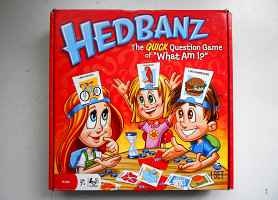 Настольная игра Hedbandz What am I? Spin Master