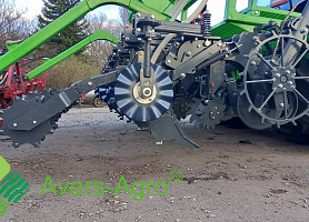 Комплекс STRIP-TILL STAR TRACK Yetter maverick