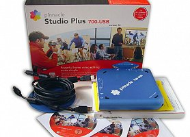 Pinnacle Studio MovieBox Plus 700-USB